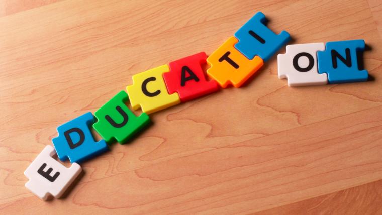 教育の英単語education