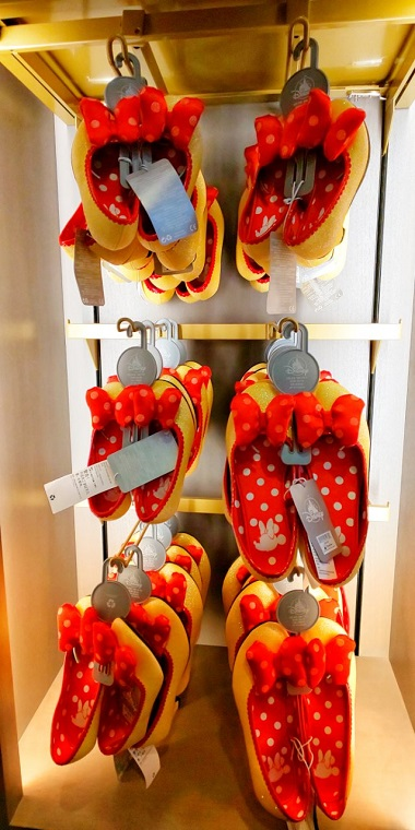 ミニードット靴