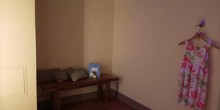 ペインテッドスカイの更衣室その1